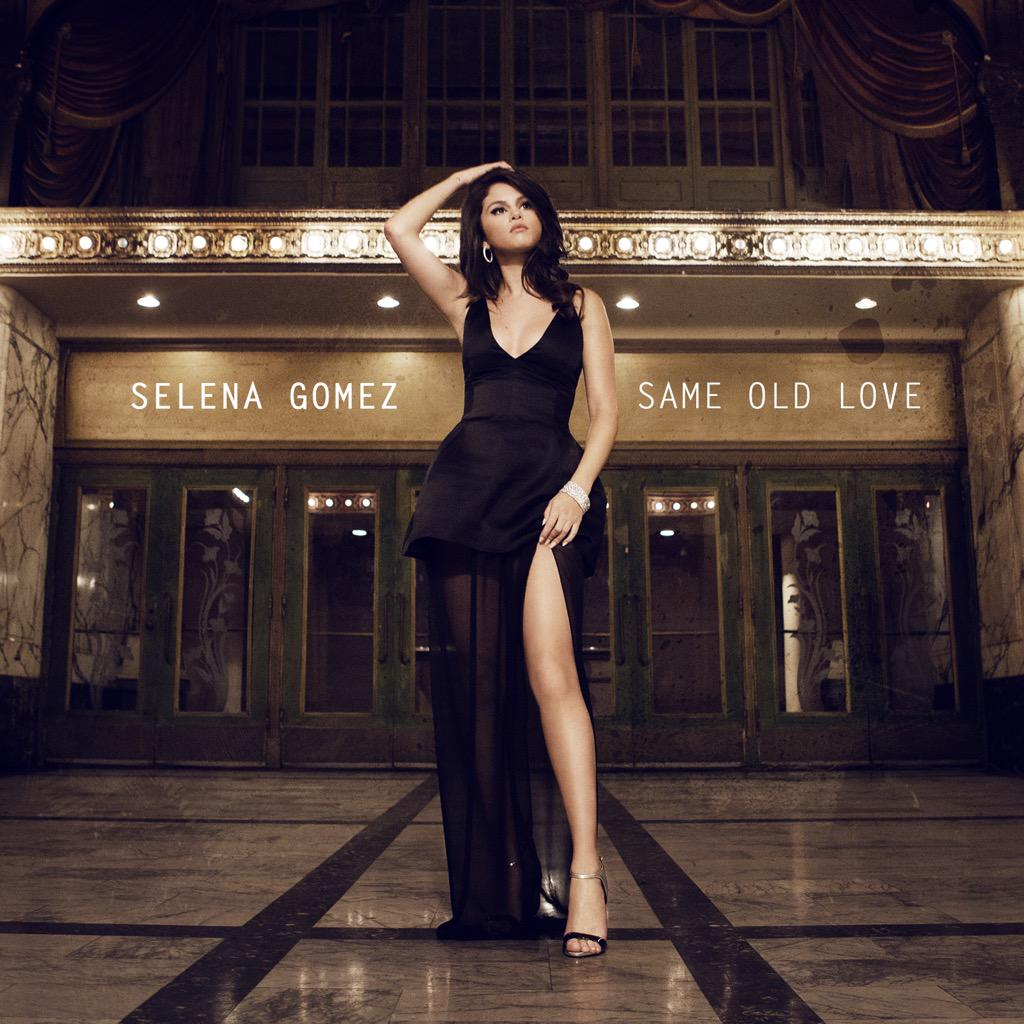 "Guess WHO'S IN?! @selenagomez! Hear her new single ""Same Old Love"" tonight at 8pm on @ABC #ESPNCFBMusic http://t.co/6AUtcLwzNj"