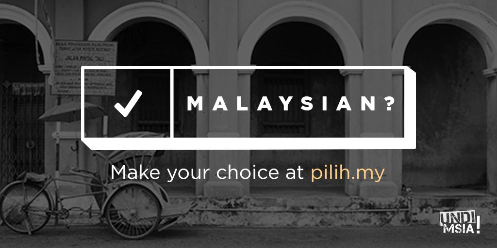#Malaysia, when you fill up forms, what do you identify as? Let us know at ​ http://t.co/hYV1AAXHfx​ #pilihMY http://t.co/glRZMYYSBE