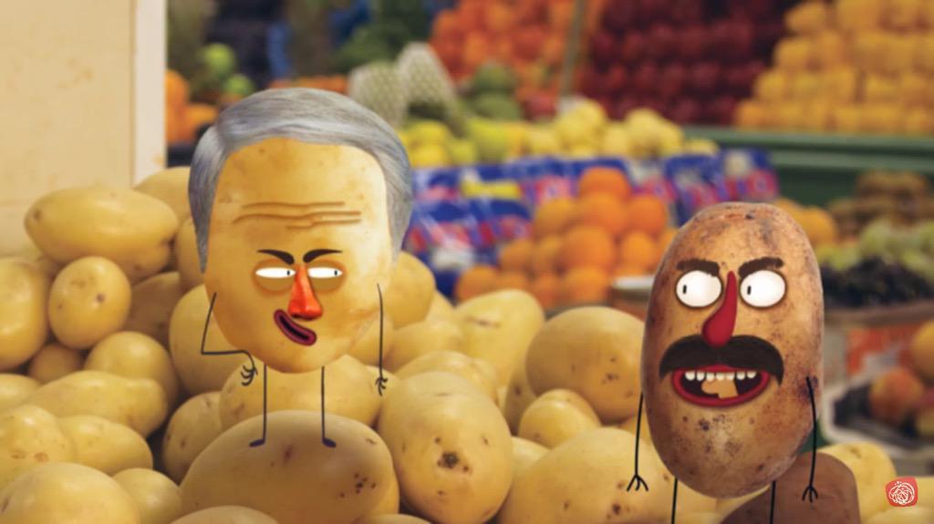 قصة بطاطا | رسوم متحركة قصيرة عن مقاطعة البضائع الصهيونية http://t.co/8C2SP533if #أين_المنشأ #الأردن_يقاطع http://t.co/fgXzryEsrj