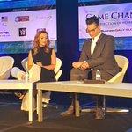 RT @JenniferKeene: On stage: @Alyssa_Milano and @CameronDecades #sbjgc http://t.co/eltnDXhx8L