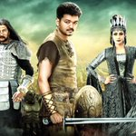 Check out the 4 new posters of #Puli. Film releases 1 Oct 2015. http://t.co/shOMkMwmih