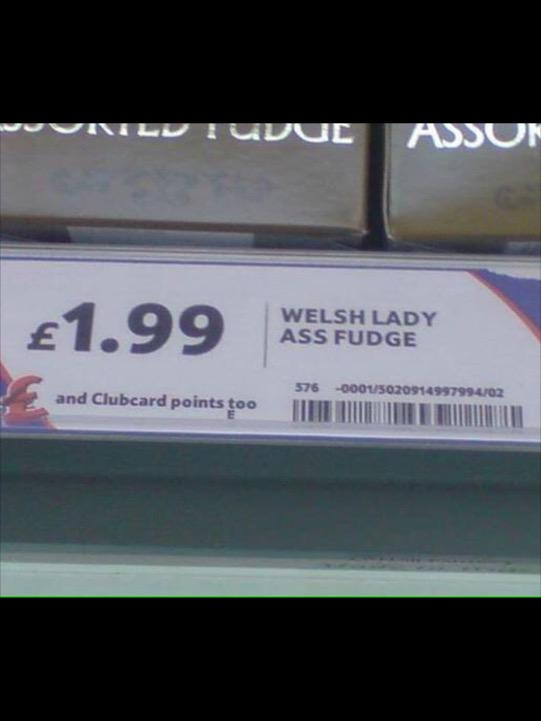 It's in Tesco but don't fancy it. http://t.co/vjuT5OqNmb