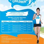 RT @RachelannGaila: save the date!October 25, 2015..run with ate @annecurtissmith for the benefits of our children! @unicefphils http://t.c…