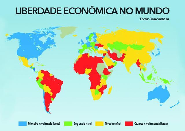 Brasil entra para grupo das economias menos livres do mundo http://t.co/91tAgcg6gj http://t.co/IhiqtZHJrv