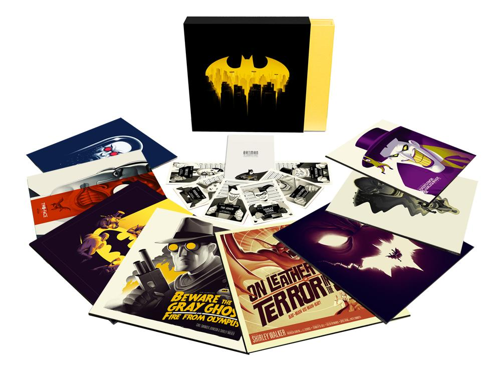 We're absolutely thrilled to announce our #Batman: The Animated Series vinyl box set! https://t.co/79uP3m6pKC https://t.co/9tSL5nlXpM