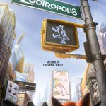 Here's the new poster of Disney's #Zootopia. http://t.co/4r7FRwVhul