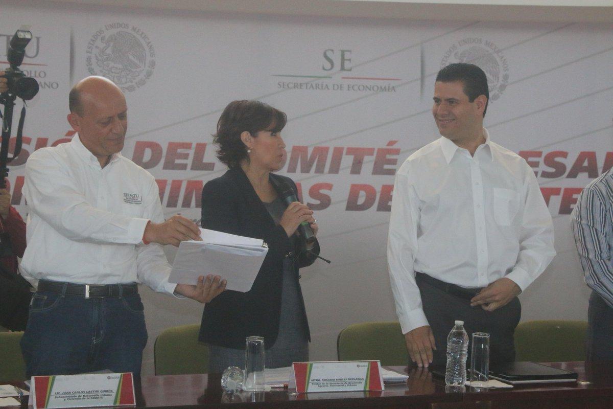 Zacatecas es la 1era entidad donde se instala este comité, esto es muestra del respaldo del @gobrep a nuestra entidad http://t.co/j3g9LrLoVB