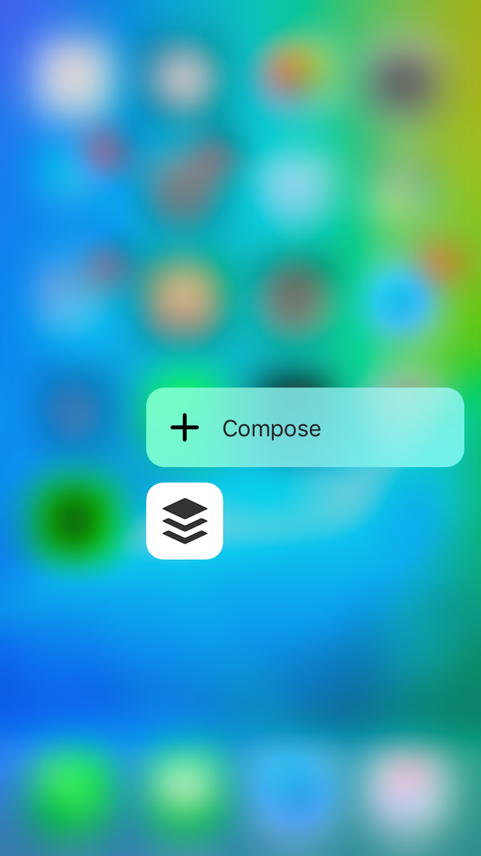 Got a new iPhone? We've made it quicker to compose in @buffer. Would love to hear what other shortcuts you'd like. :) http://t.co/lVSWzZStF4