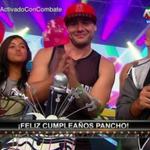 #VIDEO Mira cómo @COMBATE_ATV sorprendió a Pancho Rodriguez por su cumpleaños ► http://t.co/3hSwOwl5GC @atvpe http://t.co/YbSSZk7H8y