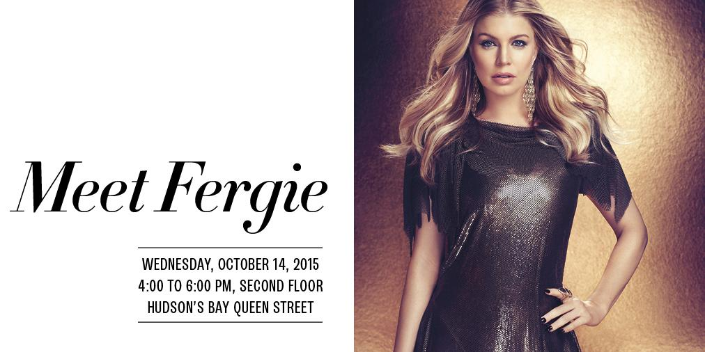 RT @hudsonsbay: Find out how @FergieFootwear can have you taking a selfie with @Fergie http://t.co/jDP8ujkhHi #Fergalicious http://t.co/ffh…