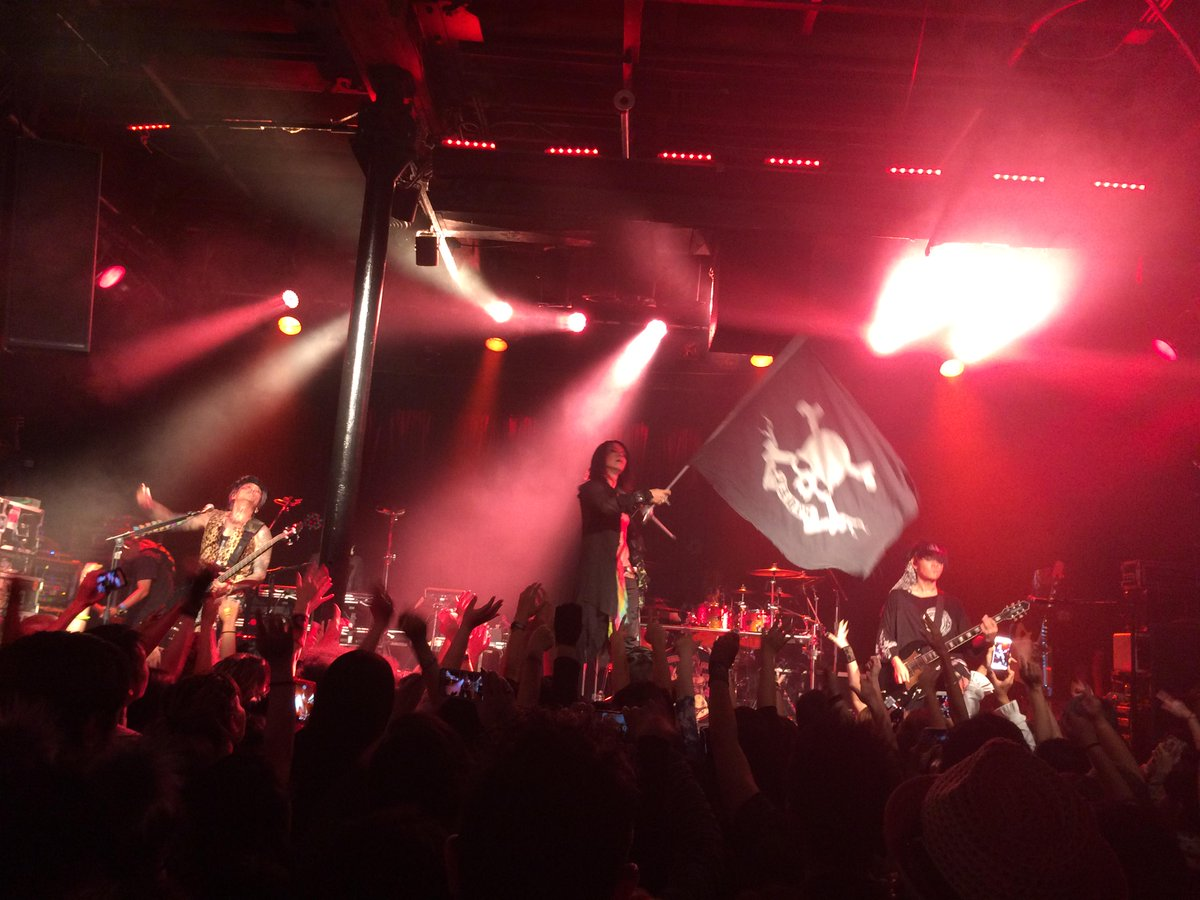 Last Night: Japan's Vamps Cast Spell on Slim's http://t.co/aN8DyJq0JW @slimssf http://t.co/9VxEiBwE9G