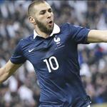 La France se paie lArménie (4-0) avec un doublé de Benzema ! #FRAARM http://t.co/dwIAyW2lTf