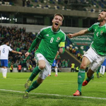 Northern Ireland 3-1 Greece FT: An historic night for Northern Ireland who secure their place at Euro 2016. http://t.co/iDITuLjGof