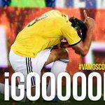 Golazoooooo de Colombia, gol de Edwin Cardona http://t.co/E0lkkhmdxi http://t.co/AeVp6GqrBD
