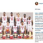 Louisville fans have found their way to JaQuan Lyles Instagram. Remember, trash comes in all (school) colors. http://t.co/35PnGgk5aH