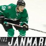 Ales Hemsky picks up the lone assist on Mattias Janmarks first NHL goal. #GoStars #PITvsDAL http://t.co/NZmuZUExca
