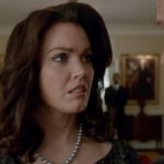 Mellies look says EVERYTHING! Well played @BellamyYoung! #Scandal http://t.co/8Jjxea0Ly4
