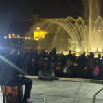 Delegaciones del BM y FMI disfrutarán espectáculo en Circuito Mágico del Agua http://t.co/bUtYGrFsxt http://t.co/Wqpi01d4YN