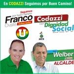 En Codazzi #SeguimosPorBuenCamino con @FrancoOvalle gobernador y Welber Daza alcalde. http://t.co/Xv2tv7q3N0