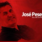Welcome our new coach José @JosePeseiro http://t.co/Z64RrasOPH