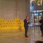 @theo_joosten @HANnl deelt primeur tijdens start #ia15 #gtw15: Willem Vermeend wordt lector Smart Industry op de HAN http://t.co/dSYT5wrVfu