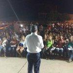 En Becerril nos reciben con los brazos abiertos y con gran aceptación, seguimos proponiendo #EsAhora http://t.co/mOXnqcyMla