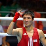 Өнөө шөнийн 01 цагаас ОУХМ Д.Отгондалай маань ДАШТ-н хүрэл медалийн төлөө Узбекстаны боксчинтой тулалдана.Амжилт http://t.co/RIiQeZCb94