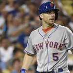 David Wright breaks it open in the 7th! 3-0 Mets in Game 1 at Chavez Ravine. http://t.co/OY7rorvaus http://t.co/Viinx6BcQN