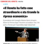 Oggi @matteorenzi è venuto in Veneto a prendere per il culo i Veneti. http://t.co/8GEZoPYa9a
