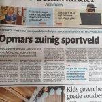 De deelnemers van Arnhem United sprinten naar subsidie! Welke Arnhemse clubs volgen? http://t.co/akvEKWrjpI http://t.co/2YOwqTUT0H