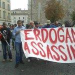 Dal Movimento di lotta per la casa di #brescia solidarietà a compagn* turchi e curdi #ankara #erdoganassassino http://t.co/T67HdqlDBU
