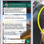 En @ensustrece: LOS TUITEROS DE LA PRIMERA DAMA. Algunas de las coordinaciones para defender a Nadine #NadineTrolls http://t.co/mfrmJZ9yRZ