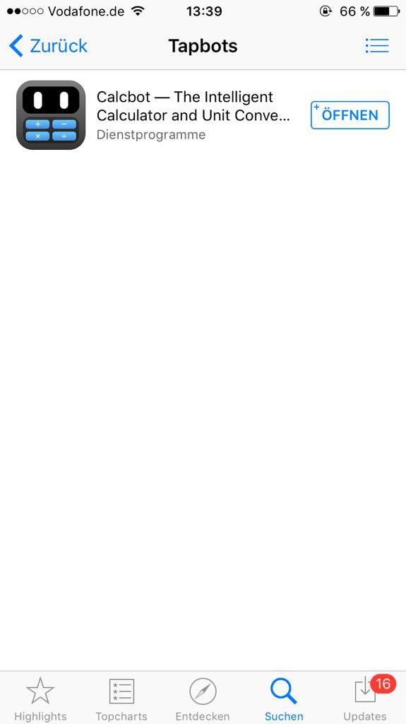 Tweetbot wurde aus dem AppStore entfernt, gute Aussichten auf v.4 :) (@Unearned) http://t.co/LeuFLDvFqT