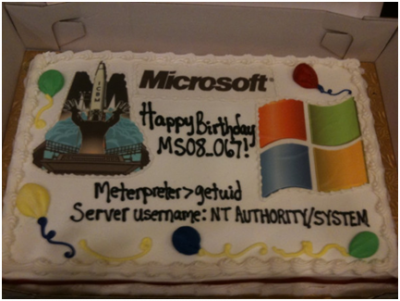The Inside Story Behind MS08-067 http://t.co/rwnfgMD954 < Perhaps the best blog post I've read this year! http://t.co/hULaMyGgHU