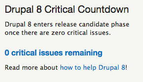 ZEROOOOOOO!!! #Drupal https://t.co/znMtC95z7W https://t.co/vGx0UL5m7L
