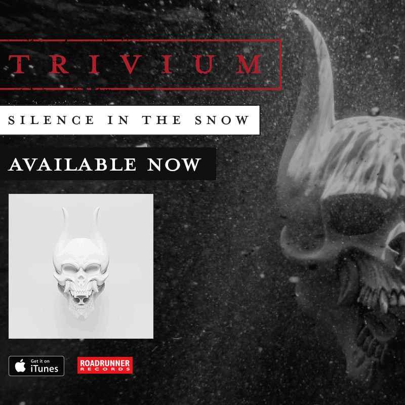 Our album Silence In The Snow is available now. Pick it up now on @iTunes: http://t.co/ir4SkV2m8T http://t.co/HBkM5RT3TW