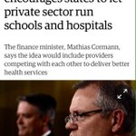 Because when you get sick its good news for shareholders... #auspol #privatisation http://t.co/tup8m82Y5V