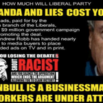 Liberals to release #China #FTA attack ads branding unions racist. http://t.co/TISvNgS0yc #auspol via @Talaolp http://t.co/yI8L7LAOOZ