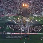What a start to the 2015 #NRLGF #WWOS http://t.co/VFMlbsY3LT