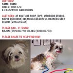RT @shrutihaasan: Please help !!!!