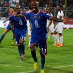 Reinaldo celebrating after scoring his first goal in his very first appearance for @FCGoaOfficial ! #GOA #GOAvDEL http://t.co/oHMsHPoXAF