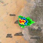 #الإمارات: امطار رعدية حاليا على المدام مع الحدود العمانية #مركز_العاصفة http://t.co/RVmbkt7bKT