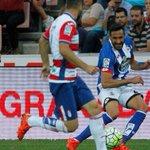 Contento por el debut con el equipo // Happy to play my first match with the team. #VamosDepor http://t.co/wJsmBf3aBV