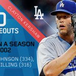 Clayton Kershaw reached a milestone in his last start of 2015 He finished with a 1.39 ERA in his last 24 starts http://t.co/YLBJqxirNA