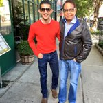 Sunday funday with Mr. Duggal aka Mr. D :) #NYC http://t.co/fE55xfyj3m