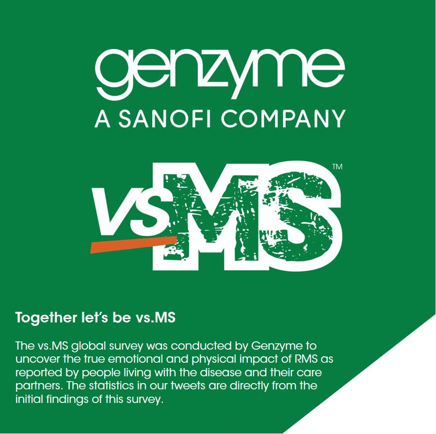 Today we are launching the #vsMS global initiative to uncover the true impact of #MS: http://t.co/UArNTSWXFX http://t.co/7UQszD0FSM
