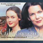 15 years ago, this is how the Gilmore Girls marketing was done: a postcard TO BE MAILED IN THE ACTUAL MAIL. http://t.co/hGBBYOdcNQ