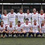 Hoy felicitamos al @EFMareoFemenino, líder del G1 de Segunda y pleno de victorias en 4 jornadas ¡Bravo chicas! 👏🏻🙋⚽️ http://t.co/YLihkRRmJB