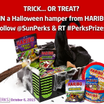 WIN a trick or treating hamper with @OfficialHARIBO. Follow @SunPerks & RT by 3pm #PerksPrizes #HARIBOHalloween http://t.co/ngupBeCdET