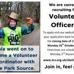 @TCVhollybush Help us to recruit another batch of amazing Volunteer Officers PRT! #Leeds http://t.co/6sXKiqYEVy http://t.co/SDgTqY0fdN